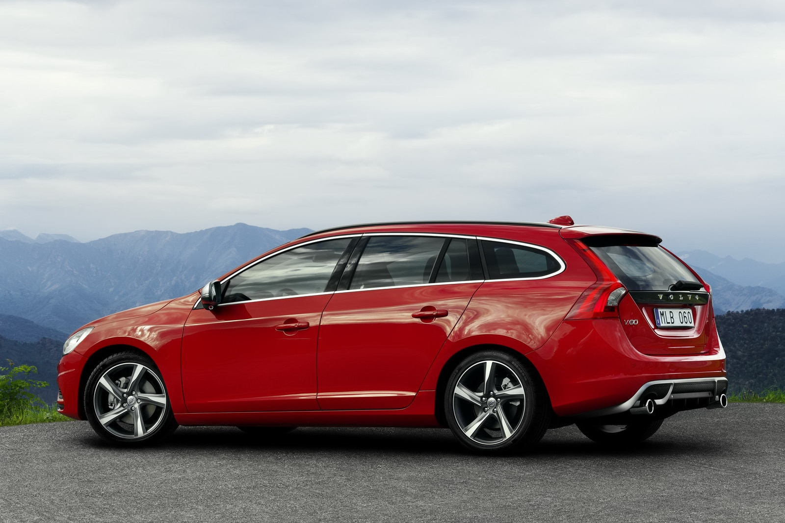 The All New V60 Wagon The Wagon Is Back At Prestige Volvo