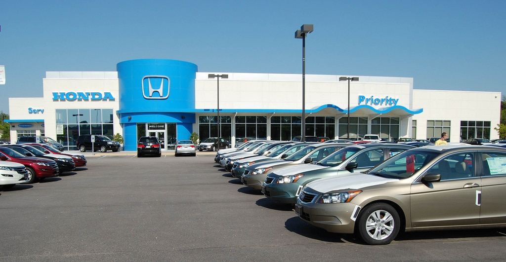 Priority Honda Chesapeake   New Honda Dealership In Chesapeake, VA 23320