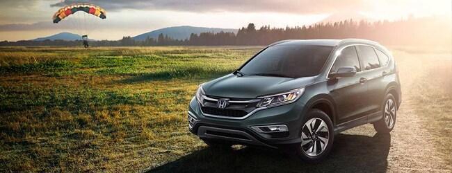 Experience the Honda CR-V