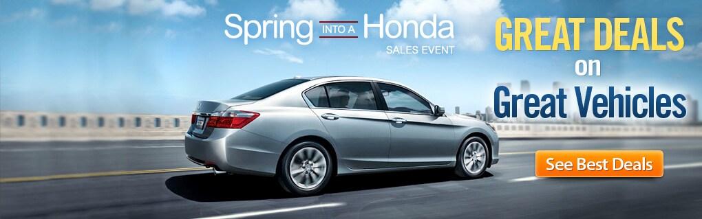 Honda dealership serving tallahassee quincy for Honda dealership valdosta ga