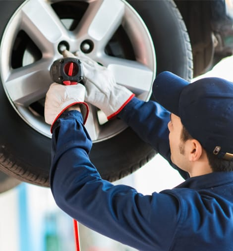 Tire Rotation & Balance Service, Tallahassee, FL