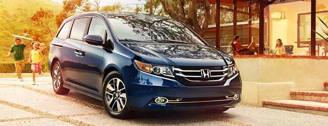 Experience the Honda Odyssey