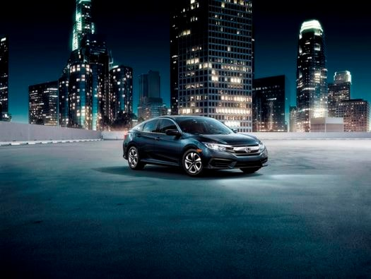2016 honda civic for sale in Oakland,CA