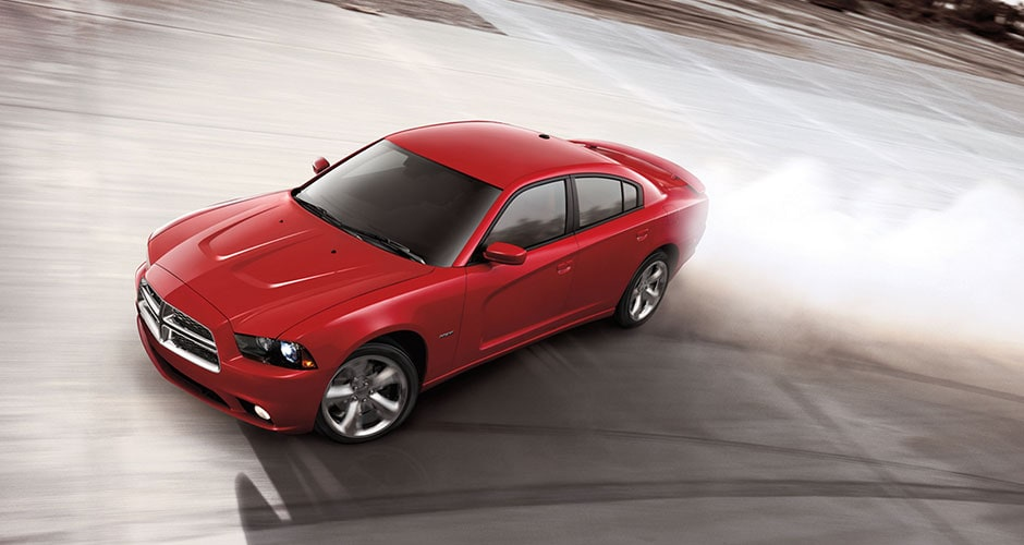 ideal economy - Dodge Charger 2014 Red