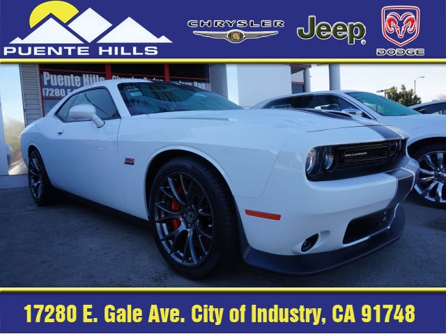 2016 Dodge Challenger SRT 392