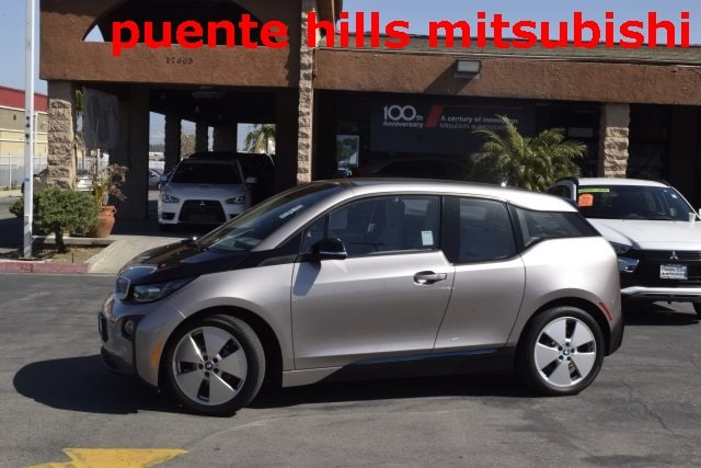 2015 BMW i3 With Range Extender