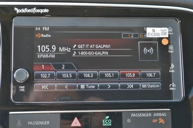 2019 Mitsubishi Outlander GT