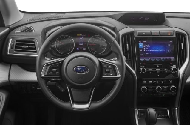 2019 Subaru Ascent Dashboard