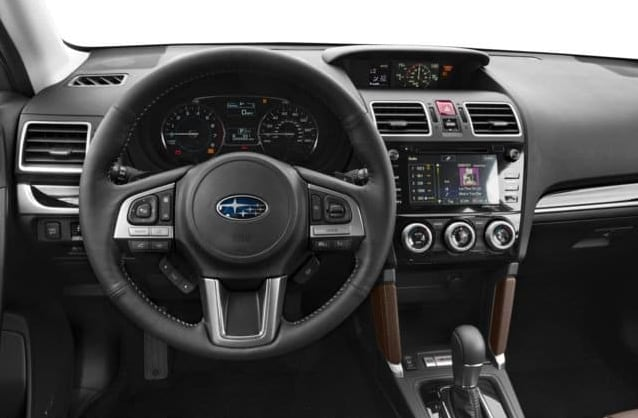 2018 Subaru Forester Interior