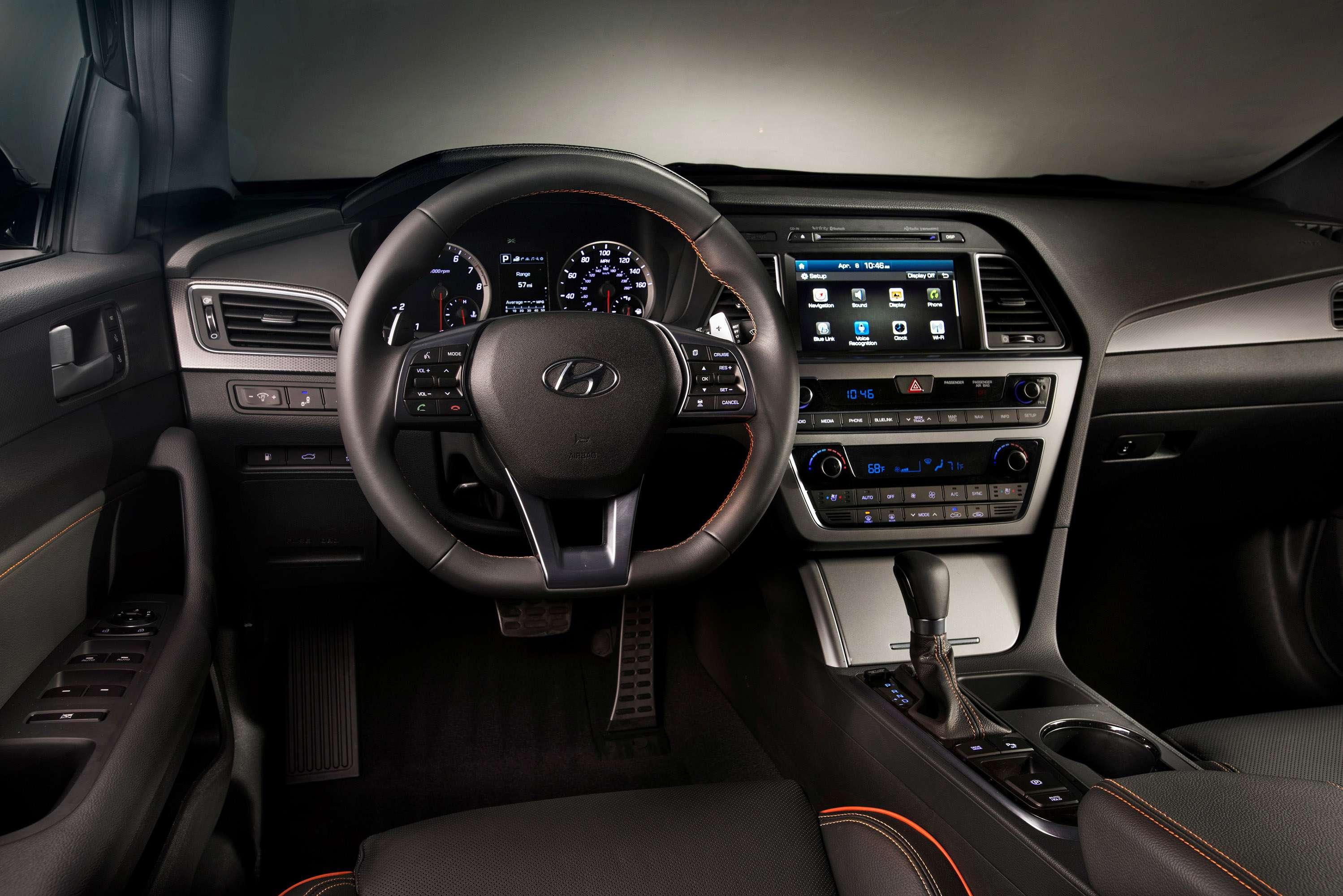 2016 Hyundai Sonata In Downers Grove Il Pugi Hyundai