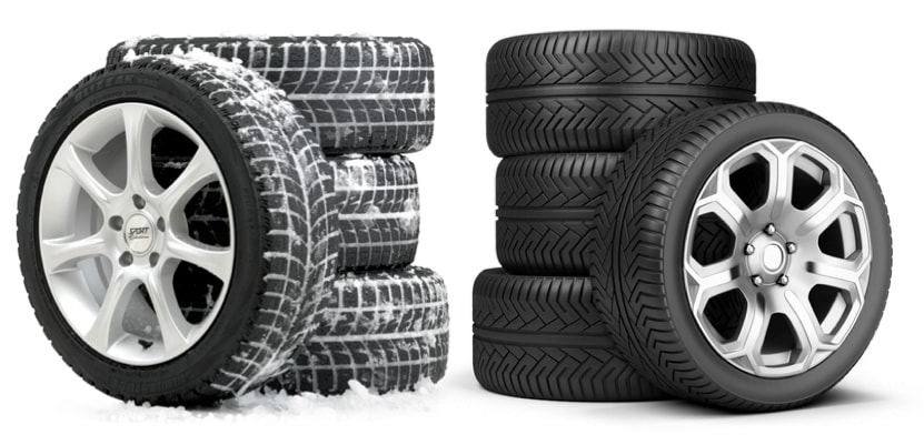 hyundai snow tires