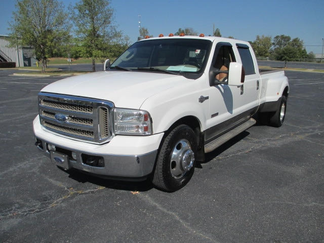 2006 Ford F-350 King Ranch Truck Crew Cab