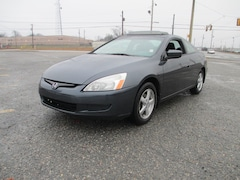 2004 Honda Accord 2.4 EX w/Leather/XM Coupe