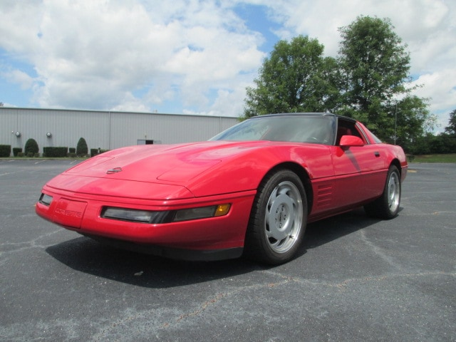 1991 Chevrolet Corvette LEATHER SEATS 2 Dr