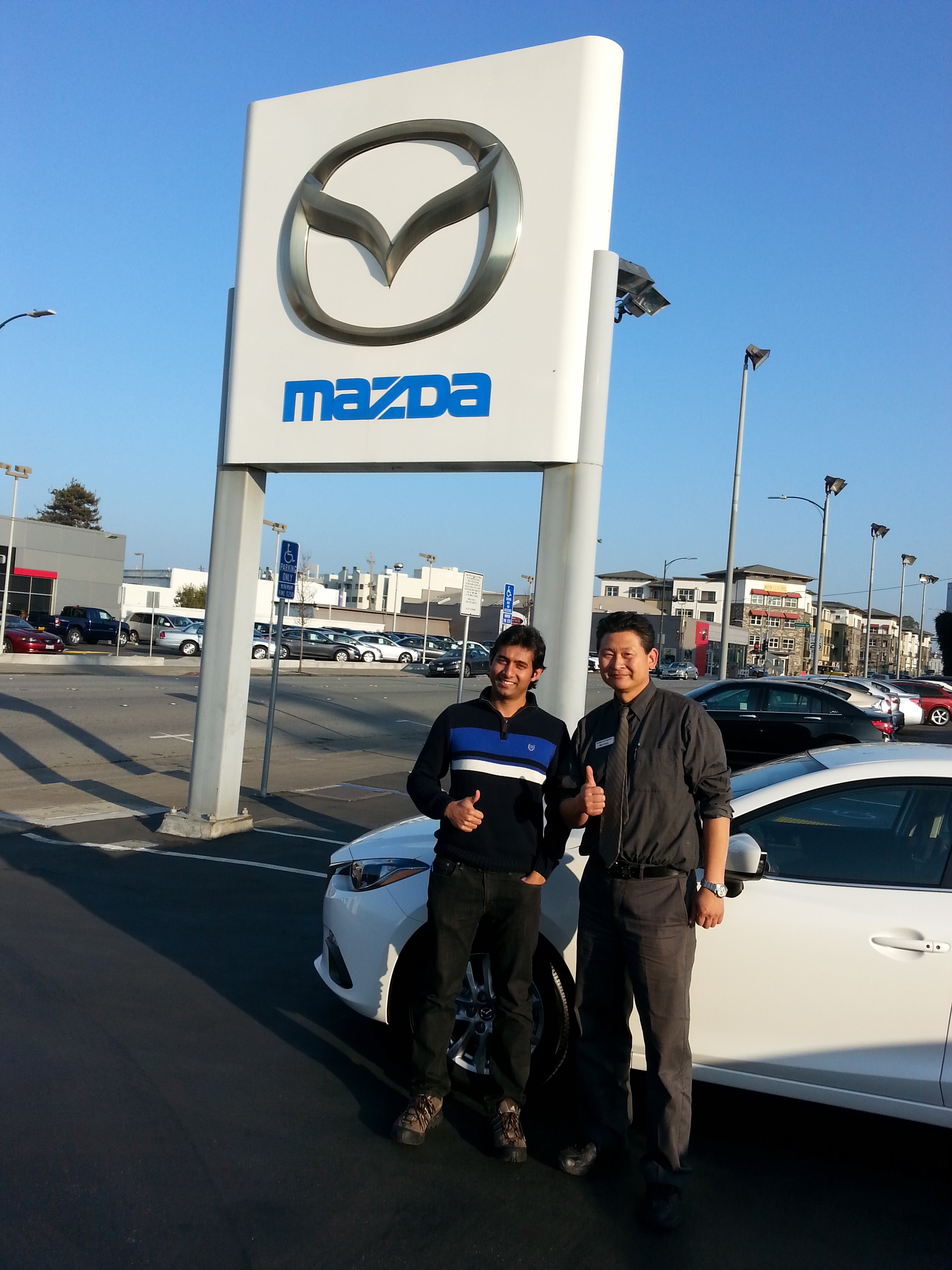Putnam Mazda New Mazda Dealership In Burlingame Ca 94010