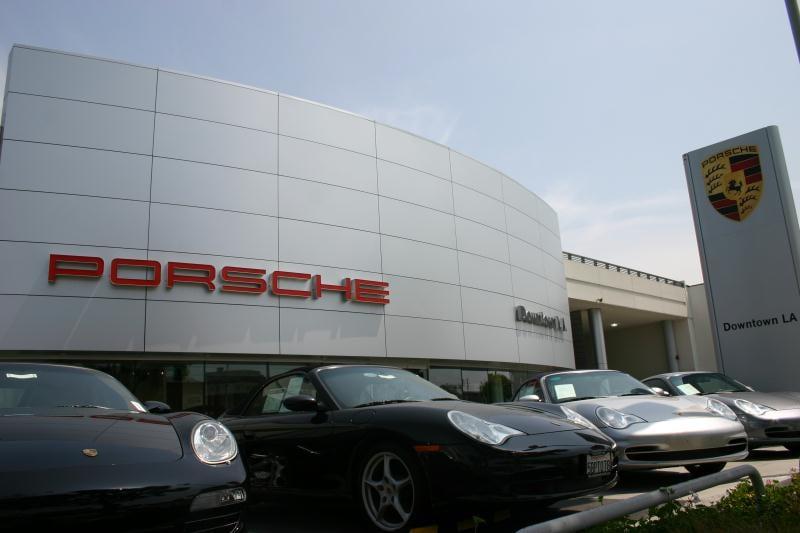 Porsche Downtown LA | Vehicles for sale in Los Angeles, CA 90007