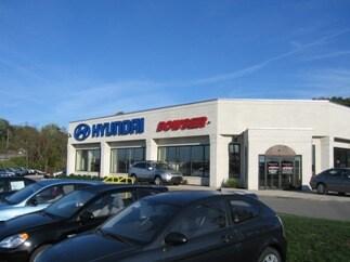 Bowser Hyundai Of Chippewa New Hyundai Dealership In