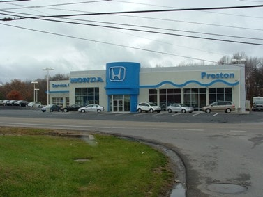 about preston honda in new castle new honda used car