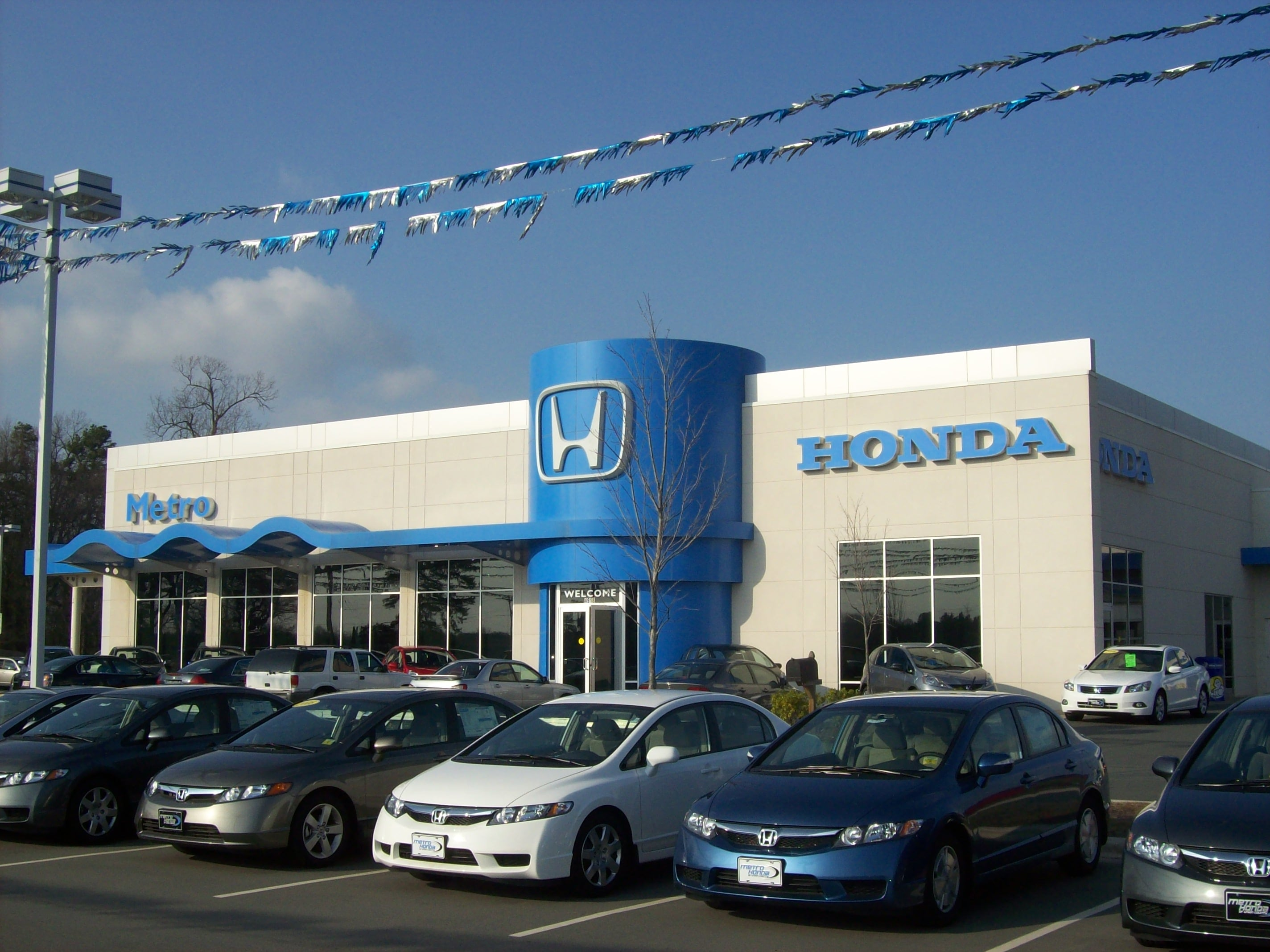 Metro Honda | New Honda dealership in Indian Trail, NC 28110