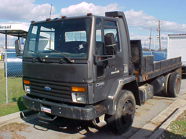 1988 Ford Cab over 6000