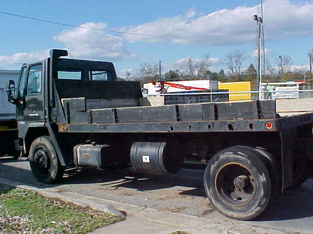 1988 Ford Cab over 6000  dealer photo