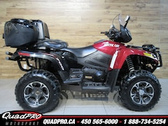 ARCTIC CAT TRV 700 XT EPS 2013 LIMITED - 34,59$/SEMAINE
