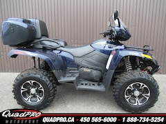 ARCTIC CAT TRV 700 Limited 2014 37,42$/SEMAINE