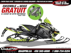 2018 ARCTIC CAT 6000 CROSS COUNTRY LIMITED ES 49.65$/SEMAINE