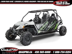ARCTIC CAT Wildcat 4X 2018 LTD EPS - TEXTRON - 87$/semaine