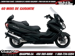 2017 SUZUKI Burgman 650 Executive !!! 300$ DE RABAIS !!! 38,43$/SEMAINE