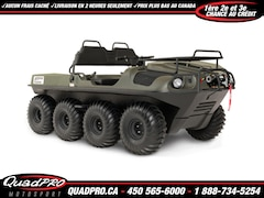 ARGO Frontier 8x8 S 2018 LIMITED - 64$/Semaine
