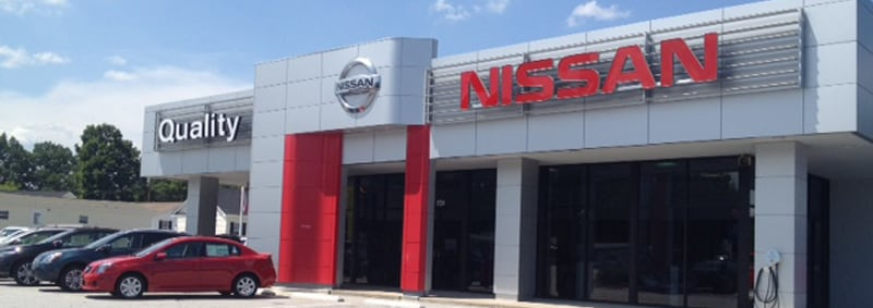 Image Gallery nissan store