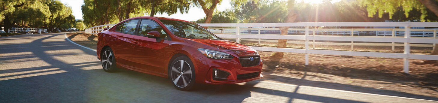 2017 Subaru Impreza Sedan for sale in Wallingford, CT