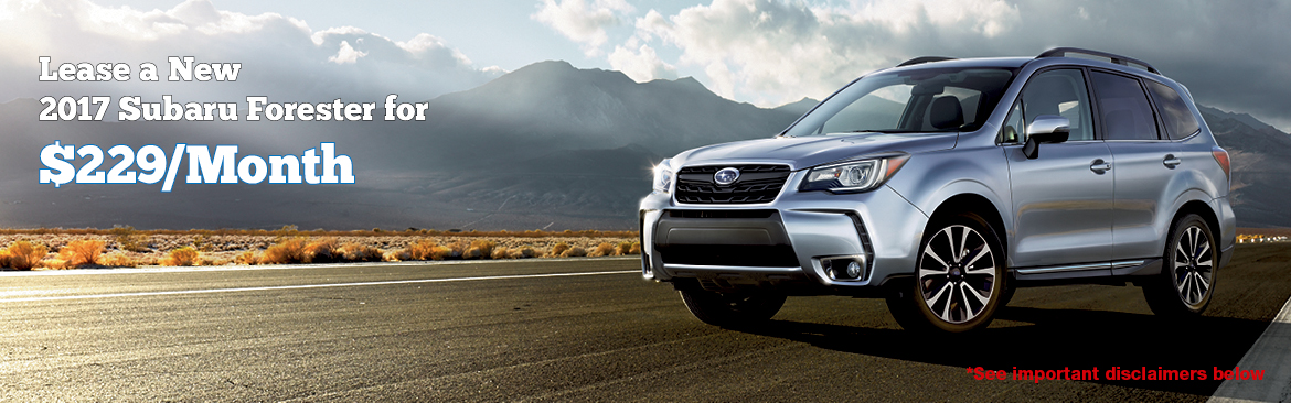 Subaru Forester Lease Deals in CT | Quality Subaru