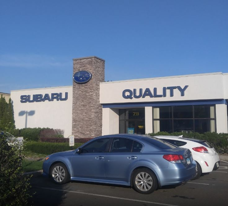 Extended Service Plans At Quality Subaru In Wallingford Near