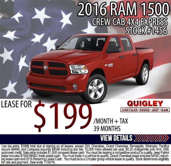 Quigley Chrysler Dodge Jeep Ram