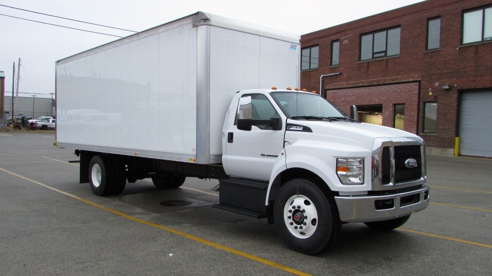 New 2016 Ford F650 Box Truck for sale at Quirk Ford | Boston Ford F650 ...
