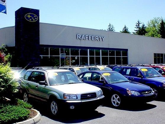 About Rafferty Subaru Car Dealership In Philadelphia Pa Area