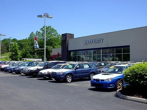 DEALERSHIP FRONT