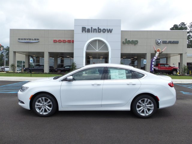 New 2016 Chrysler 200 LX Sedan for sale in McComb, MS