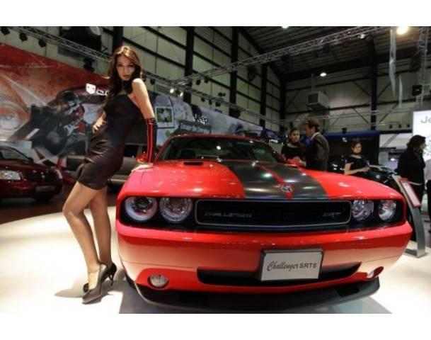 redline red srt8 - 2012 Dodge Challenger Srt8 392