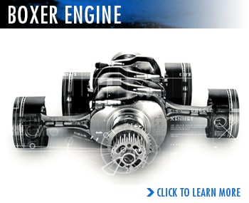 Rairdon's Subaru Boxer Engine Information & Design Specifications
