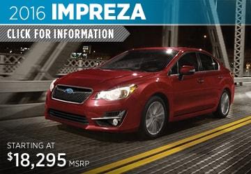 Click to View 2016 Subaru Impreza Model Details in Auburn, WA