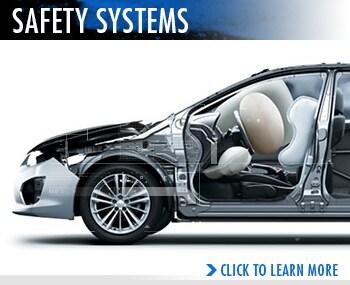 Rairdon's Subaru Safety System Design Information