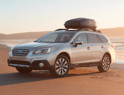 2017 Subaru Outback's Exterior