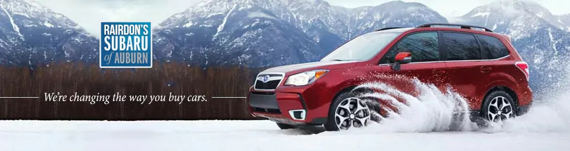 Learn more about Rairdon's Subaru in Auburn,  WA, the home of Up Front Pricing