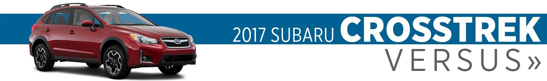 2017 Subaru Crosstrek Model Comparisons in Auburn, CA