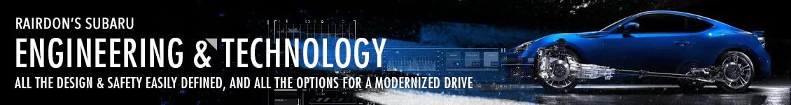 Subaru Engineering & Technology Information
