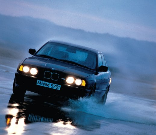The History Of The M Series From BMW