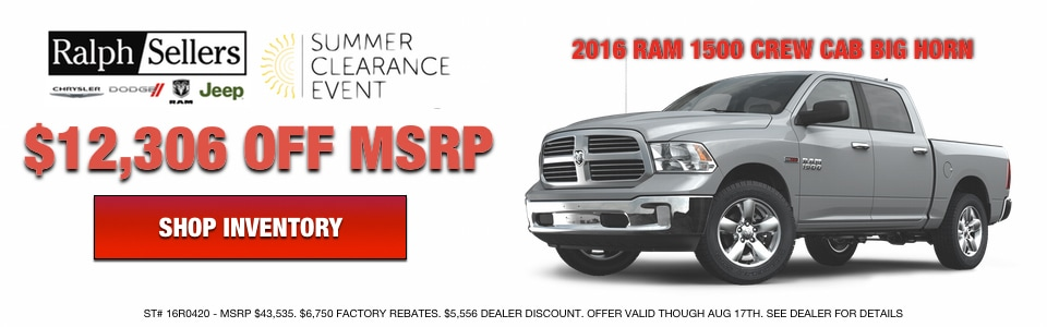 New Chrysler Dodge Jeep Ram Srt In Baton Rouge La Used